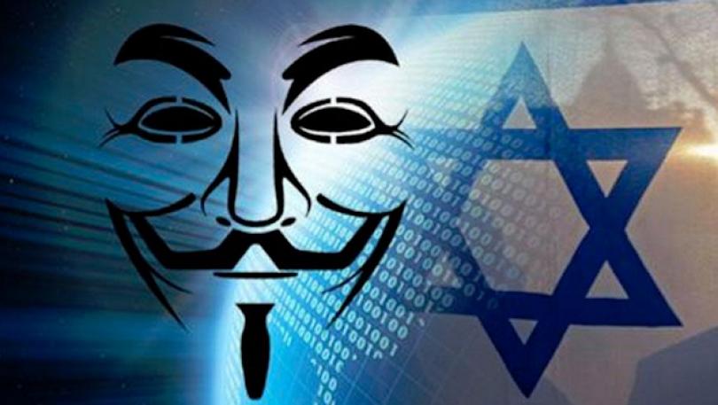 Anonymous annuncia che attaccherà Israele