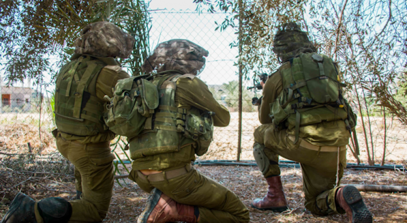 Israele: attacchi dall'Iran durante Protective Edge