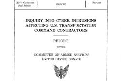 Senato USA: la Cina ha attaccato i nostri fornitori militari