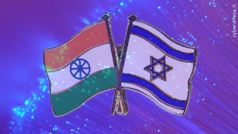 Israele e India insieme contro il cyber terrorismo