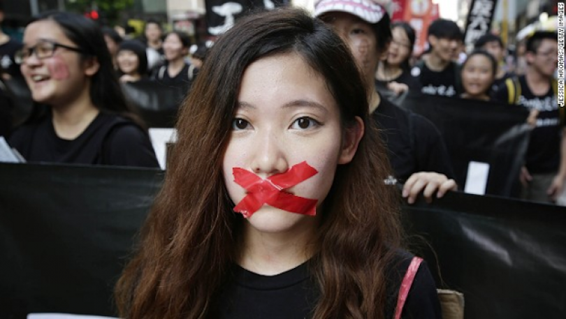 Occupy Hong Kong: spyware contro i manifestanti