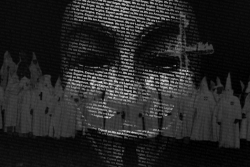 Anonymous contro il Ku Klux Klan
