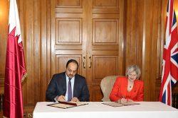 Il Qatar e il Regno Unito collaboreranno contro il cyber terrorismo