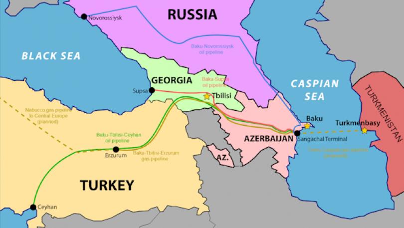 L'attentato al Baku-Tbilisi-Ceyhan del 2008 opera di hacker