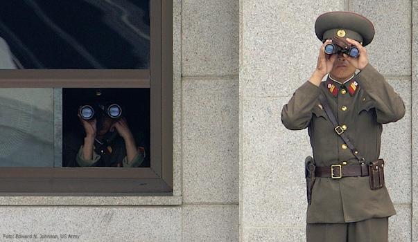 Corea del Nord, zona demilitarizzata