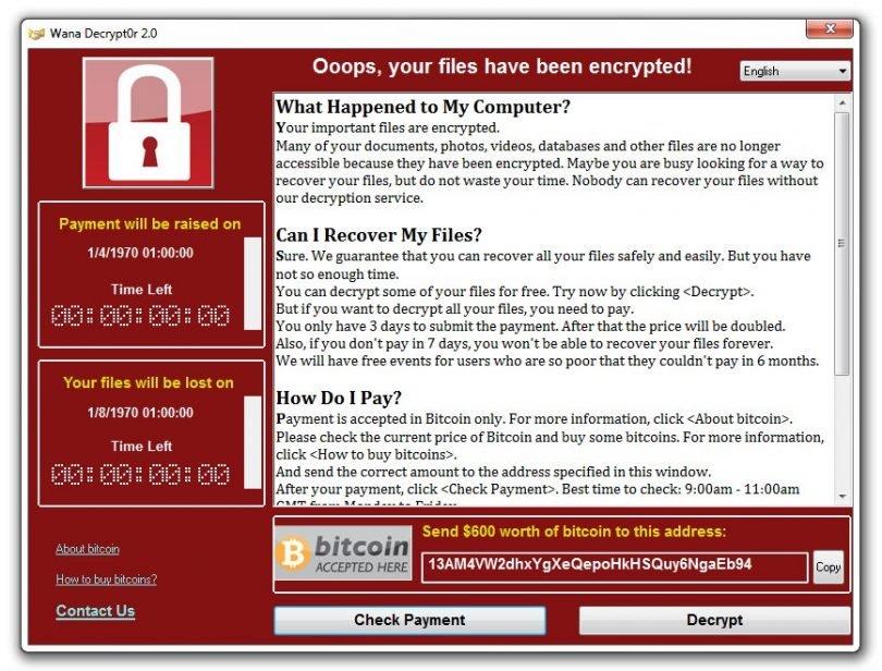 Exploit NSA usati dai cybercriminali