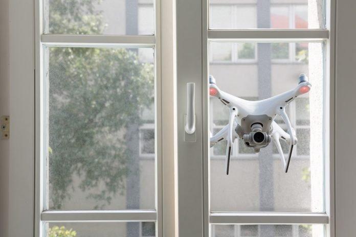 Drone spia